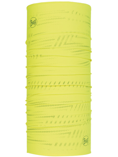 Buff Original Reflective Neckwear yellow